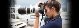 студентка-фотограф