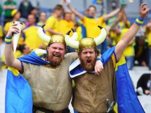 скандинавы-викинги