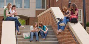 общение студентов