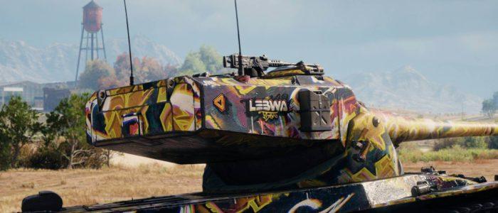 Специальные 2D-стили, доступные за золото LeBwa 1