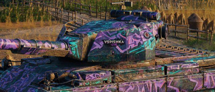 Стиль битвы блогеров Vspishka 1